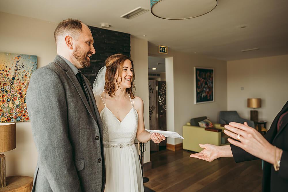 The Scarlet Hotel Cornwall spring wedding- Image 44