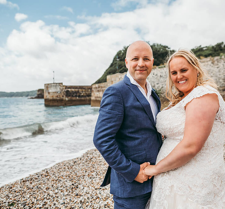 James & Emma's St Austell wedding - A Preview