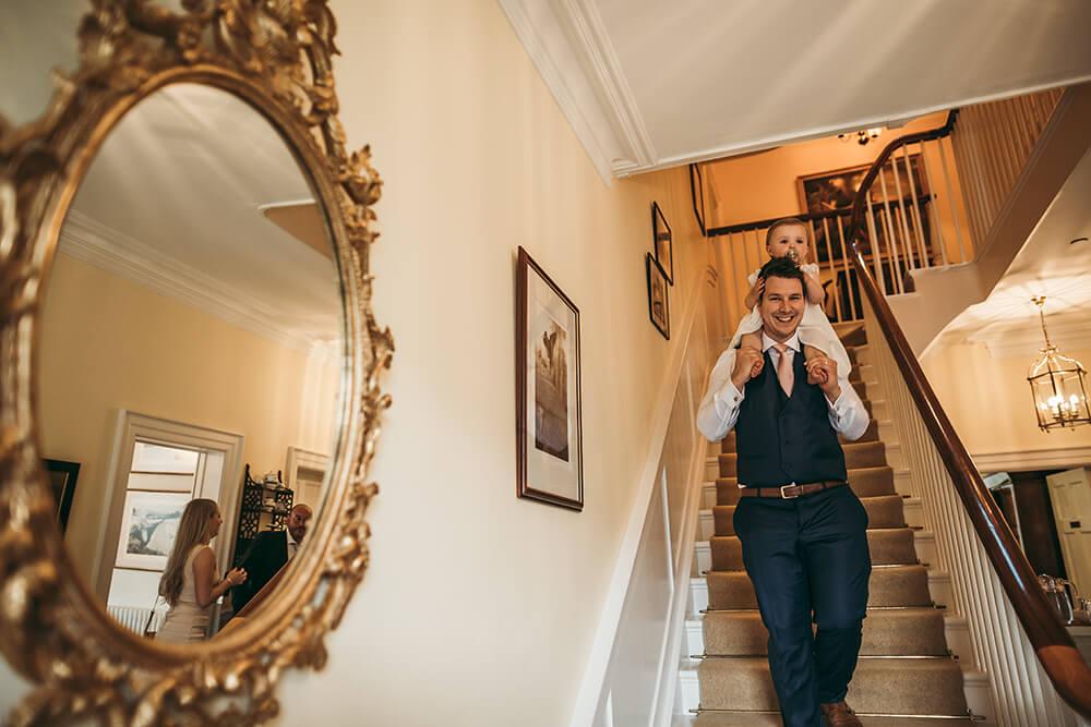 the vean caerhays estate gorran cornwall wedding photography