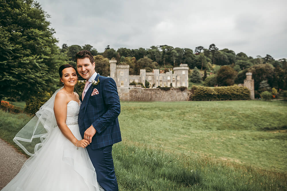 caerhays castle estate gorran cornwall wedding photography