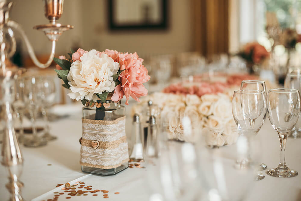 the vean country house wedding venue caerhays in gorran cornwall