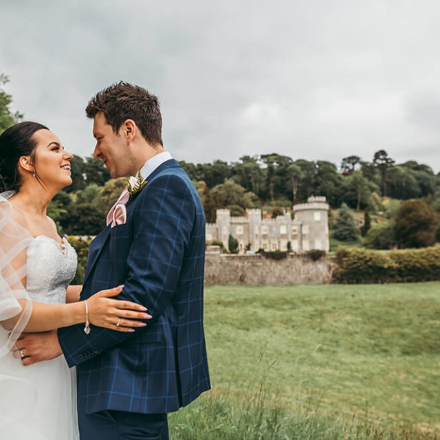 Sophie & Tom - A wedding at The Vean, Caerhays