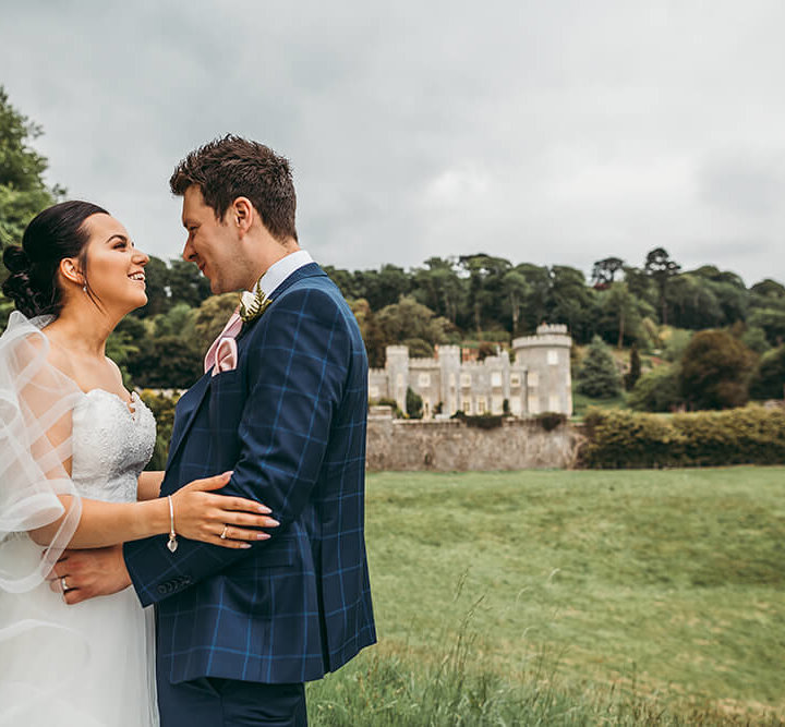 Sophie & Tom - A wedding at The Vean, Caerhays