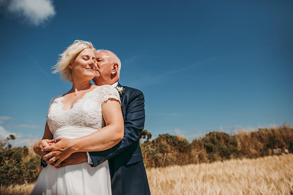 Penzance wedding photographer Tracey Warbey Photography