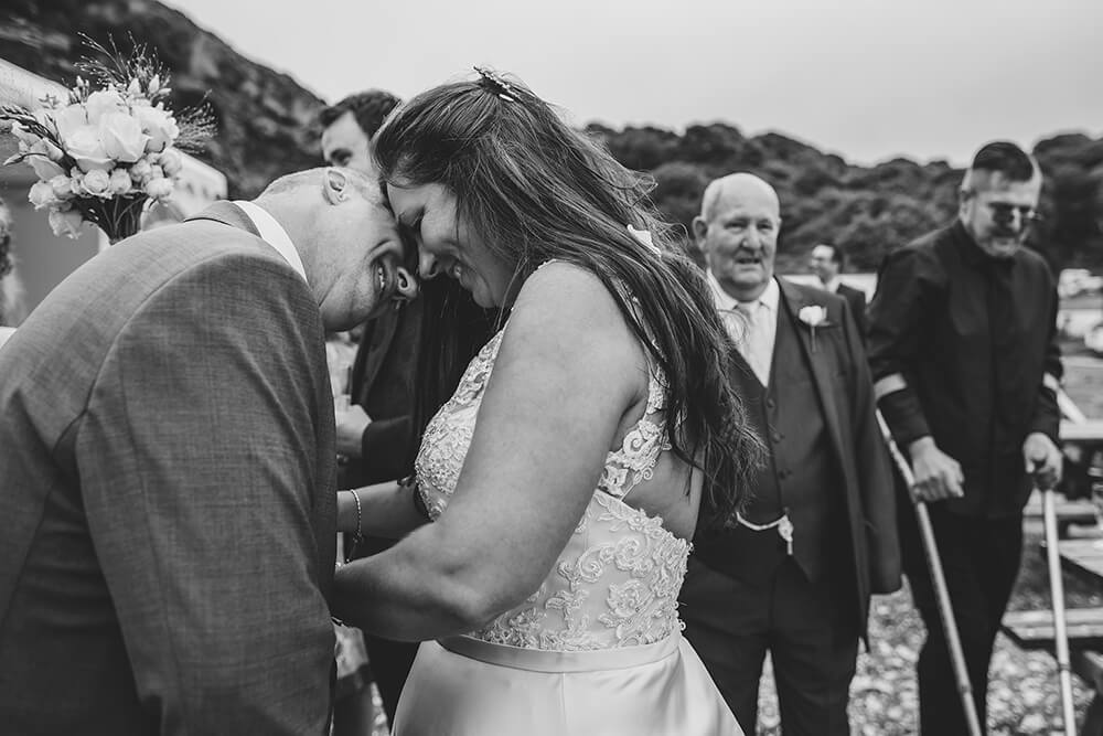 driftwood spas wedding photography st agnes cornwall