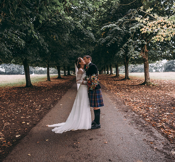 Jasmine & Joe's Pencarrow House wedding - A Preview