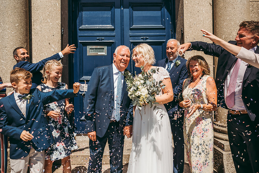 Penzance wedding photographer Tracey Warbey Photography - Image 23