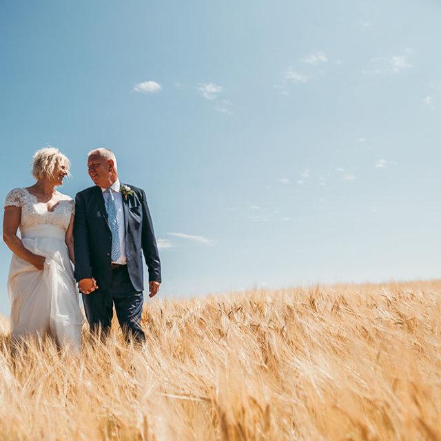 Georgina & Tom - A wedding at St John's Hall, Penzance