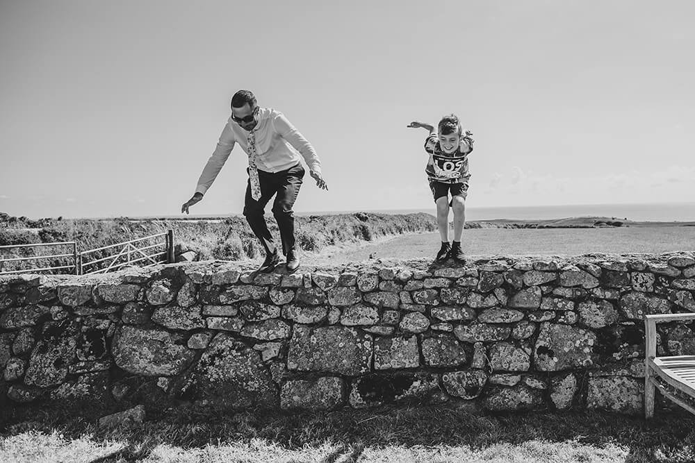 Penzance wedding photographer Tracey Warbey Photography - Image 76