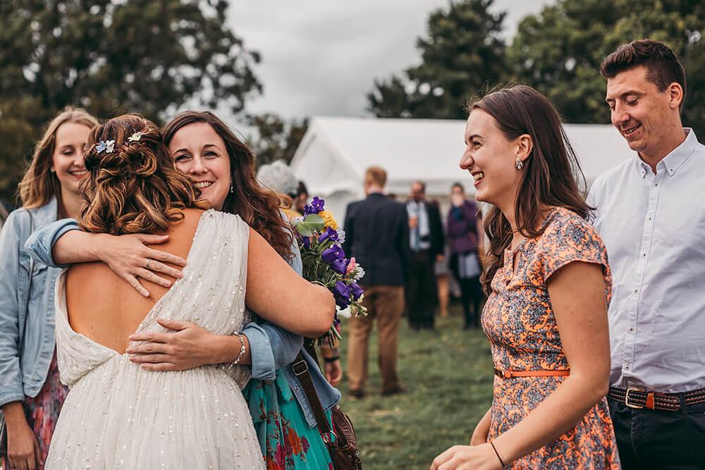 farm wedding cornwall