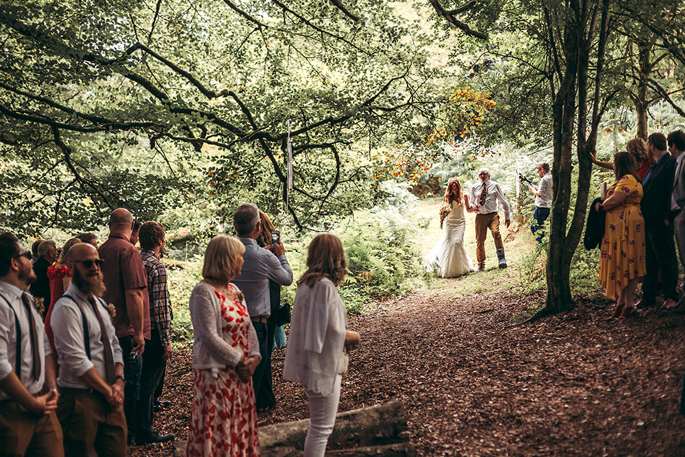 streamcombe farm weddings