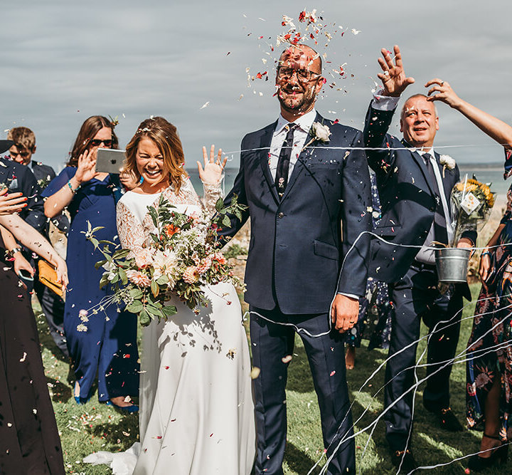 Sarah & Billy's St Ives Brewery Wedding