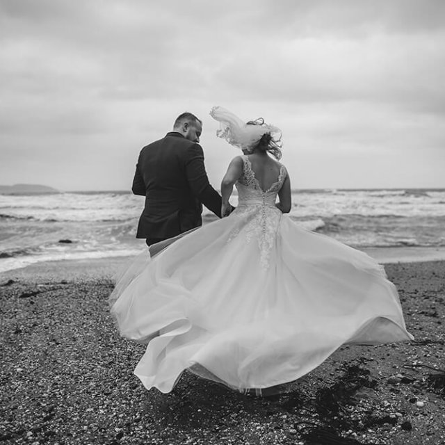 Lillie & Jamie's St Austell Wedding - A Preview