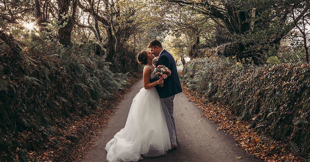 Adam & Becky's Autumn Wedding - A Preview