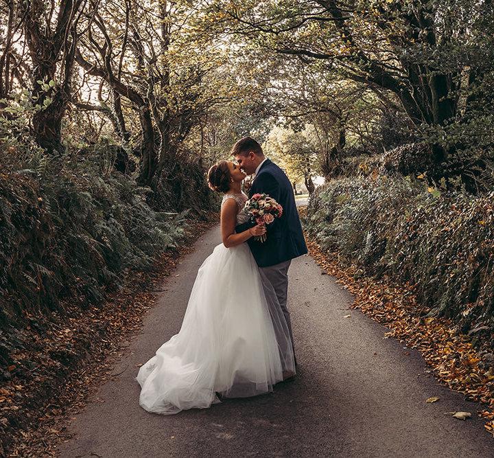 Adam & Becky's Autumn Wedding - A Preview