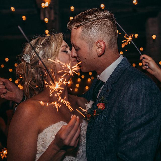 Chris & Becky's Autumn Wedding - A Preview