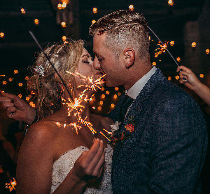 Chris & Becky's Autumn Wedding - A Preview