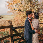 autumn wedding trevenna st neot