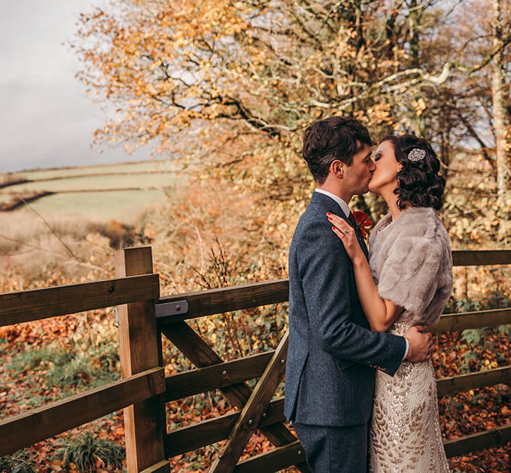 James & Lana's Autumn Wedding - A Preview