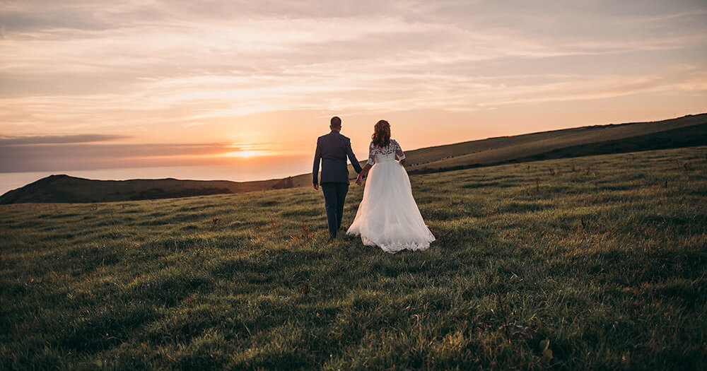 Rebeca & Harry's Morwenstow Wedding
