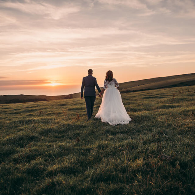 Rebeca & Harry's Morwenstow Wedding