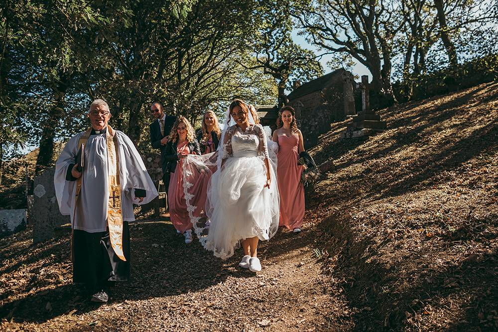 best morwenstow wedding photography - 23