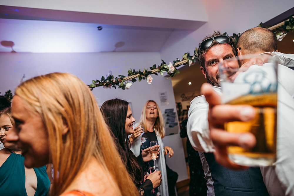 best brewhouse st ives wedding photography - 98