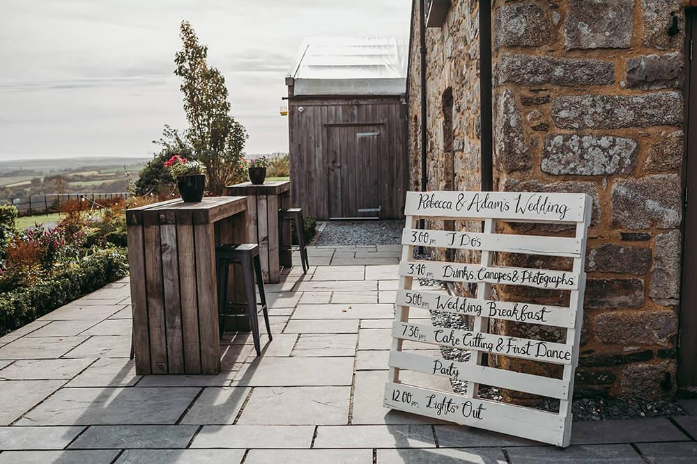 trevenna autumn weddings - Image 6