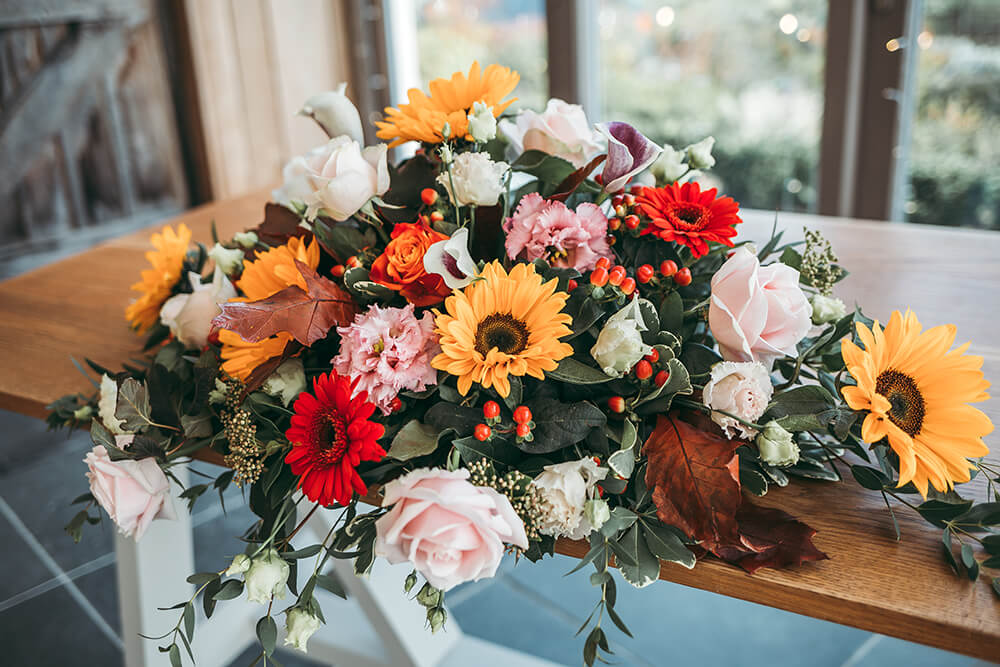 trevenna autumn weddings - Image 8
