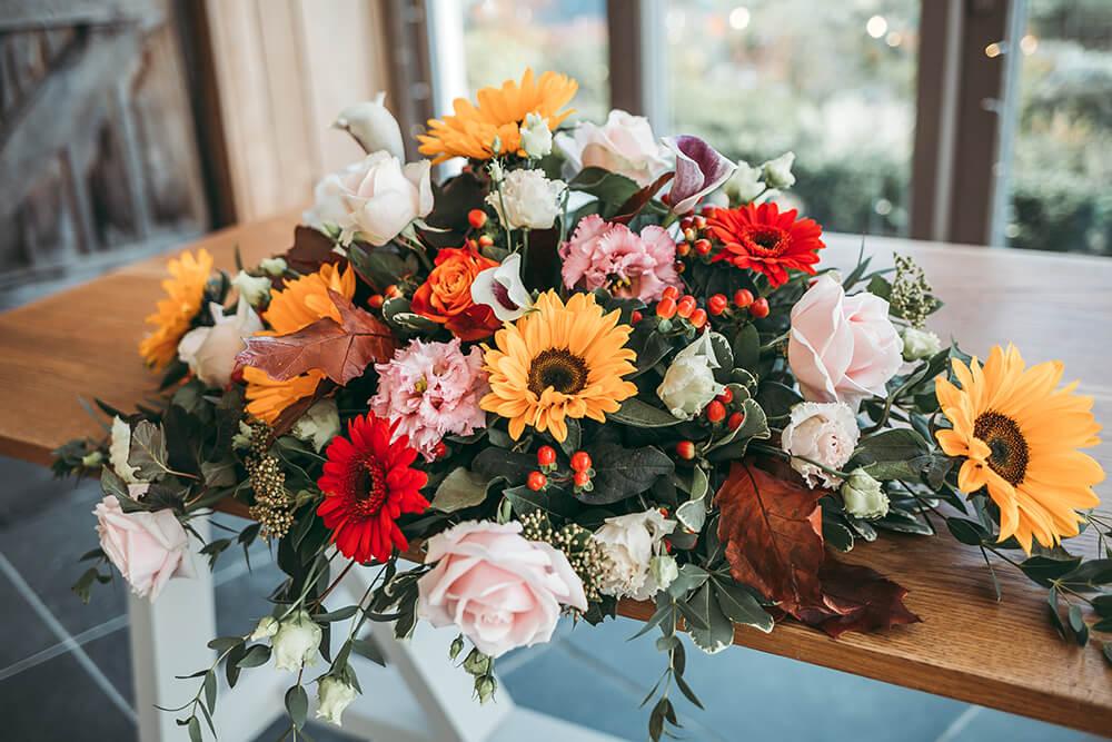 trevenna autumn weddings - Image 8