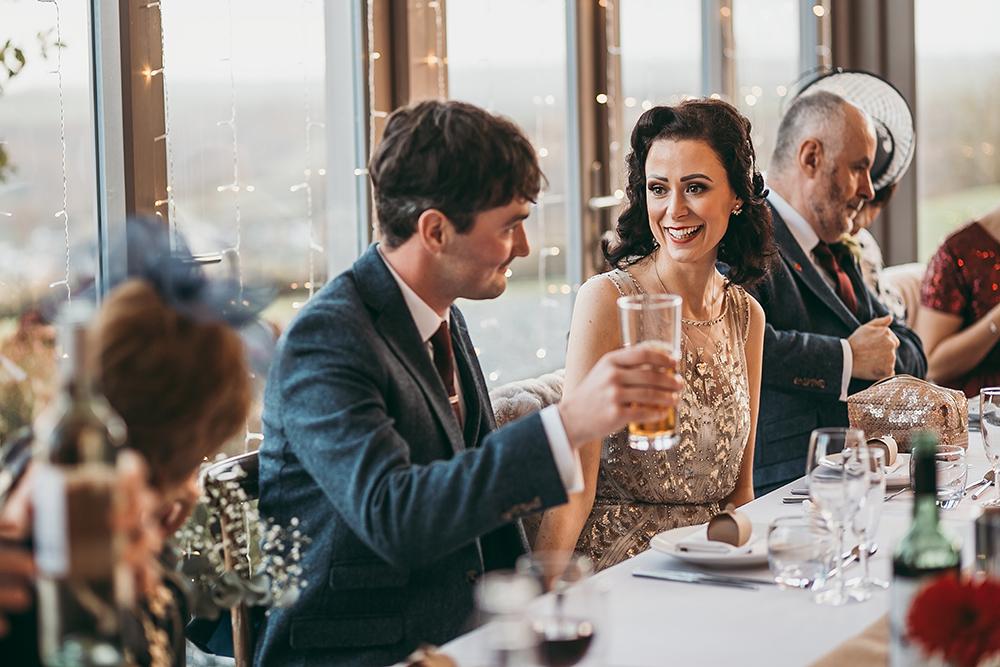 trevenna vintage weddings - Image 100