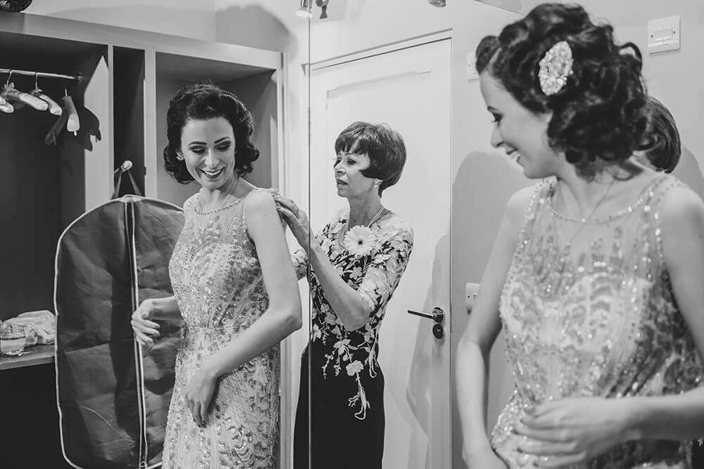 trevenna vintage weddings - Image 11