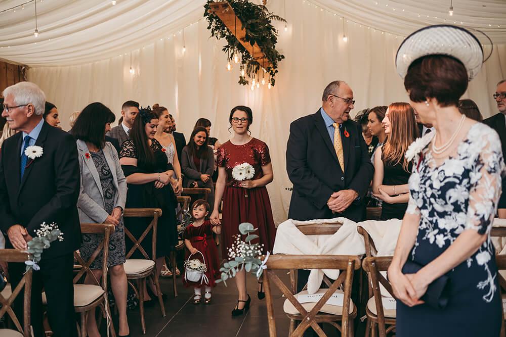 trevenna vintage weddings - Image 21
