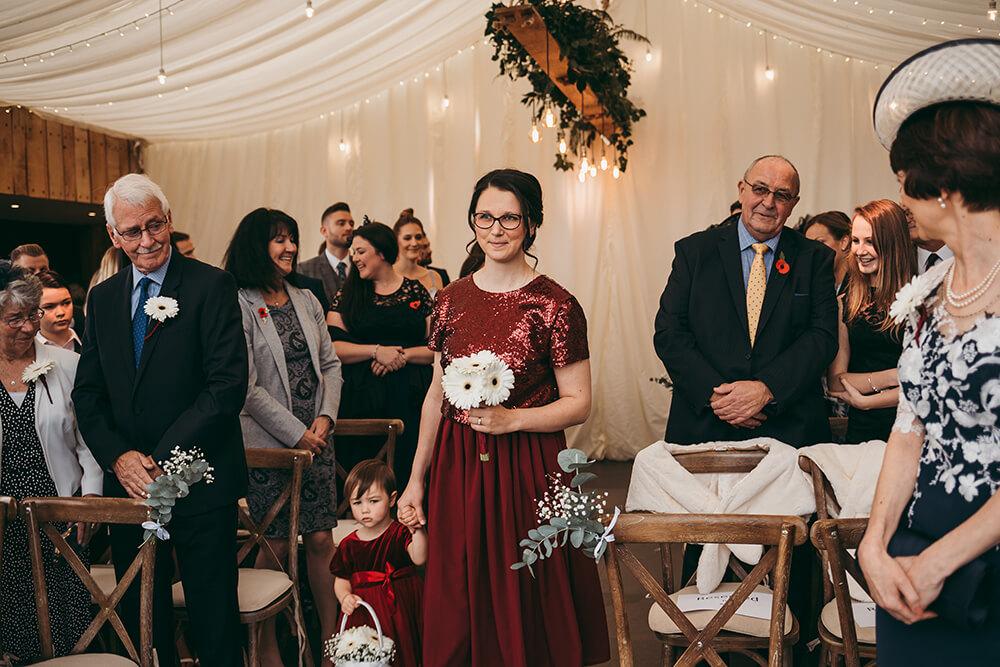trevenna vintage weddings - Image 22