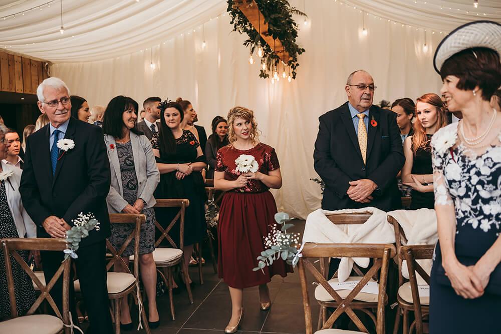 trevenna vintage weddings - Image 25