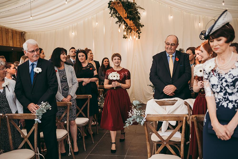 trevenna vintage weddings - Image 27