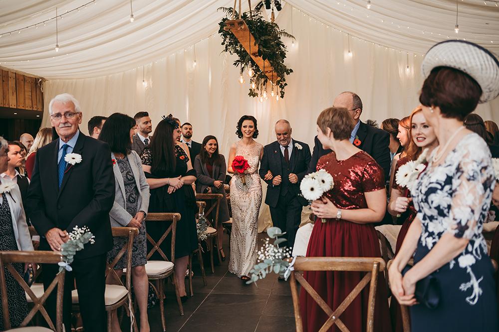 trevenna vintage weddings - Image 28
