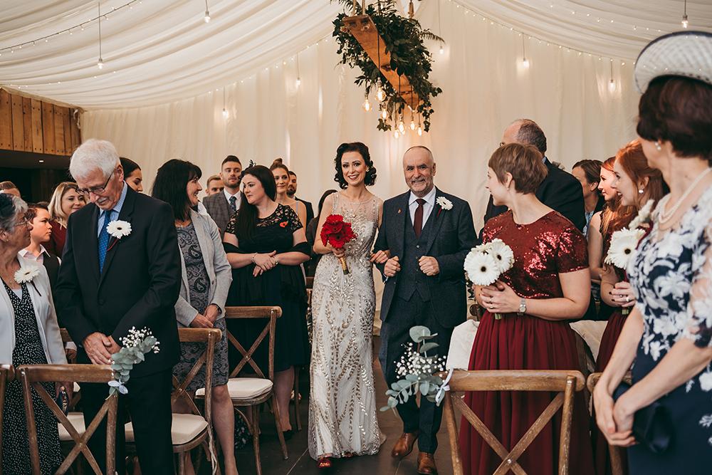 trevenna vintage weddings - Image 29