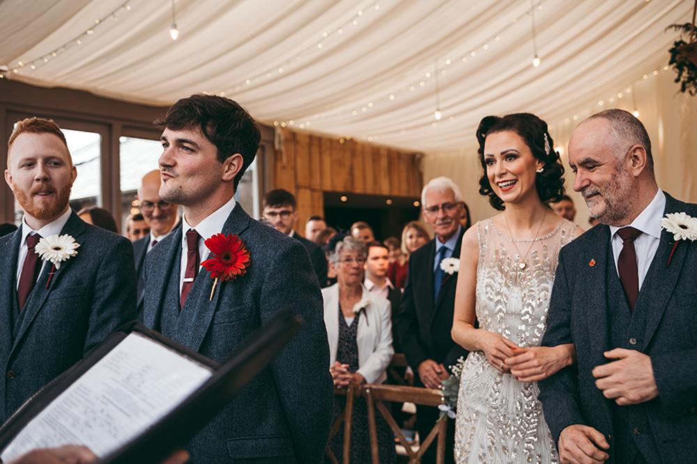 trevenna vintage weddings - Image 30