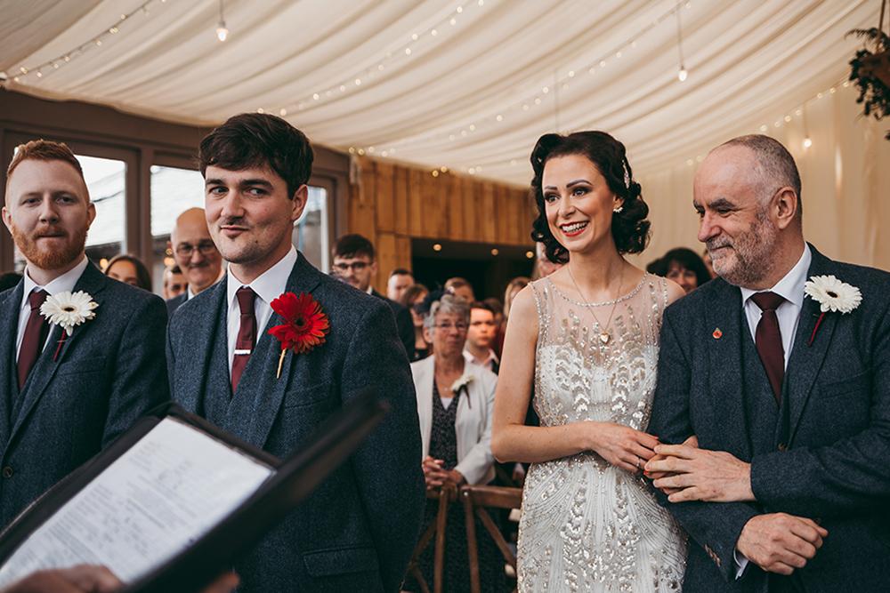 trevenna vintage weddings - Image 31