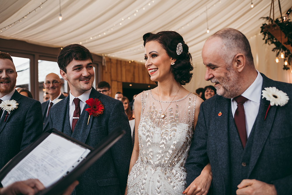 trevenna vintage weddings - Image 33