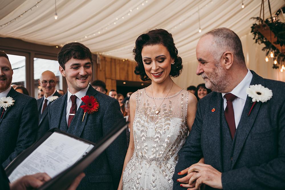 trevenna vintage weddings - Image 34