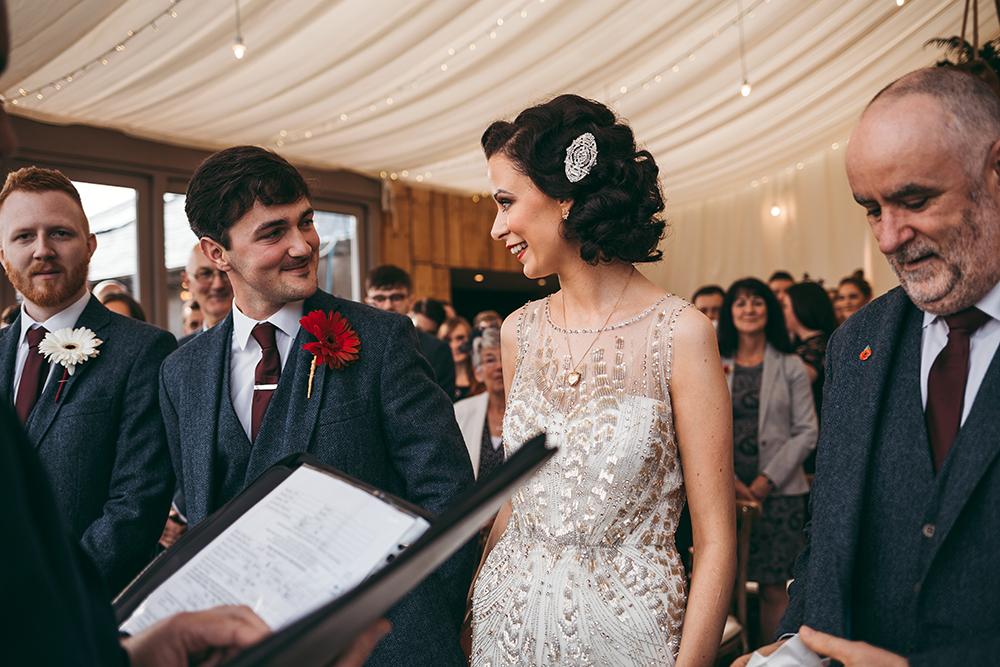 trevenna vintage weddings - Image 35