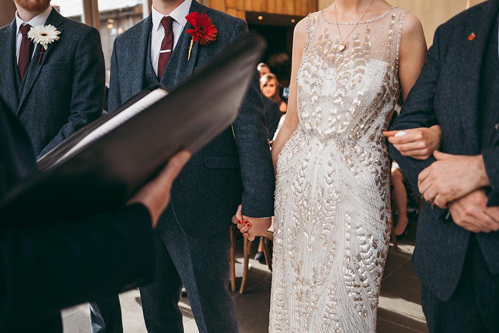 trevenna vintage weddings - Image 36