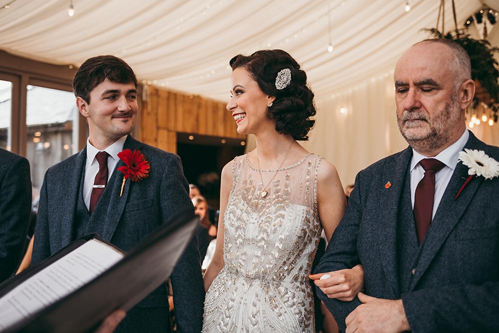 trevenna vintage weddings - Image 37