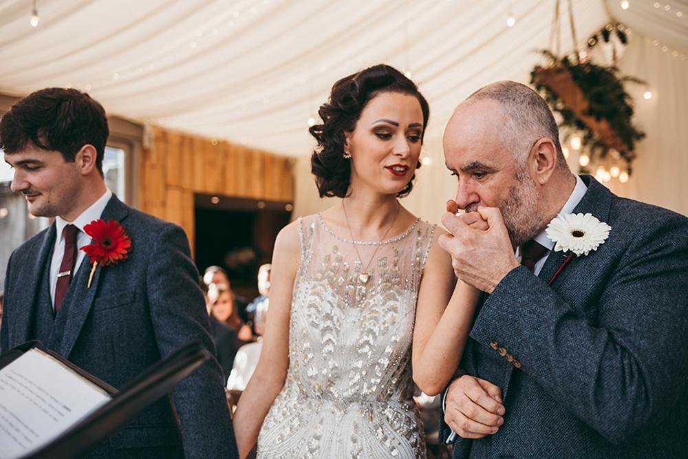 trevenna vintage weddings - Image 39