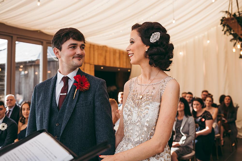 trevenna vintage weddings - Image 40