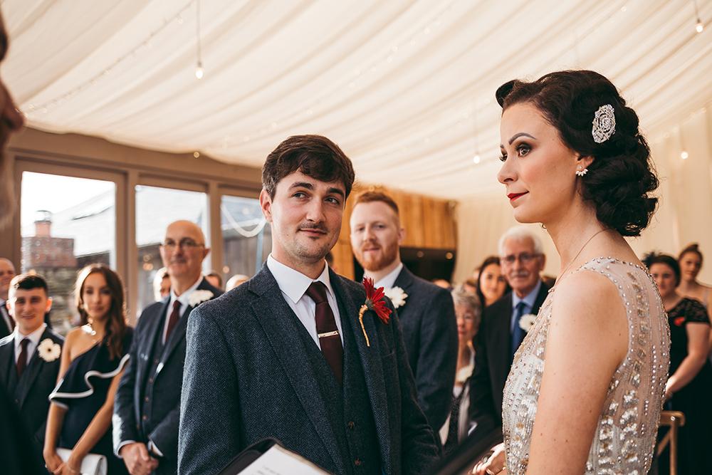 trevenna vintage weddings - Image 42