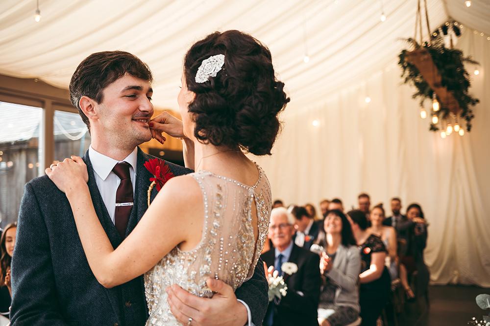 trevenna vintage weddings - Image 52