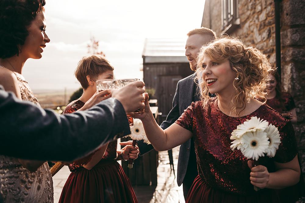 trevenna vintage weddings - Image 58